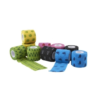 Kruuse - Bandáž Fun-Flex Pet - 5cmx4,5m, 10ks